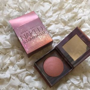 Urban decay fireball shimmer powder